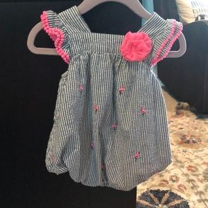Crown and Ivy baby one piece jumper 12 months